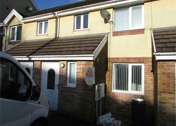 Thumbnail 3 bedroom terraced house for sale in Clos Ty Ysgol, Cimla, Neath, West Glamorgan