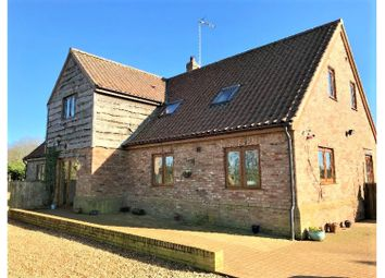 Thumbnail 5 bed detached house for sale in Fairstead Drove, Shouldham
