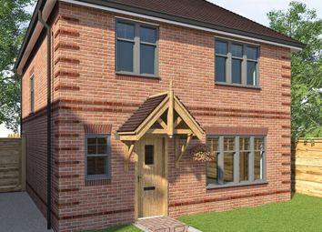 Thumbnail 3 bed detached house for sale in Grange Road, Ash, Aldershot