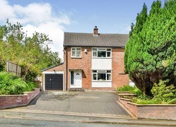 Thumbnail 3 bed semi-detached house for sale in Congleton Road, Macclesfield, Cheshire