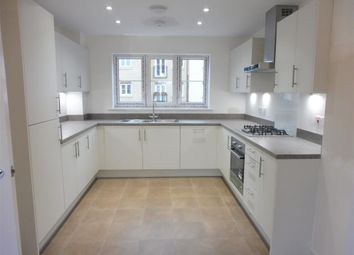 Thumbnail 4 bed town house to rent in Kings Crescent, River View, Aylesford