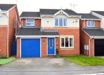 Thumbnail 3 bedroom detached house for sale in Woodland Chase, York
