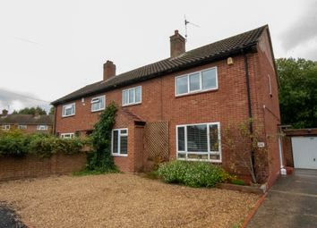 3 bed semi-detached house for sale in Plowden Way, Shiplake Cross, Henley-On-Thames RG9