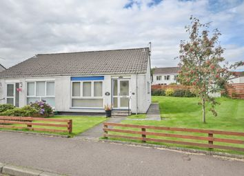 Thumbnail 2 bed semi-detached bungalow for sale in Sauchie Road, Crieff