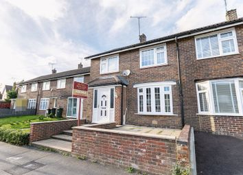 Thumbnail 3 bed terraced house for sale in Shepherd Close, Southgate, Crawley, West Sussex