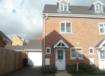 Thumbnail 3 bed town house for sale in Charlestown, Ancaster, Grantham