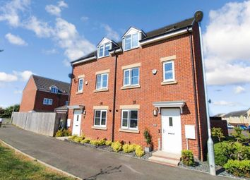 Thumbnail 3 bed town house for sale in Hexham Gardens, Blyth