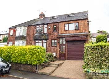 Thumbnail 4 bed semi-detached house for sale in Wadsley Park Crescent, Wadsley, - Stunning Home