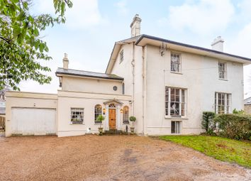 Thumbnail 5 bed semi-detached house to rent in Luxted Road, Downe, Orpington