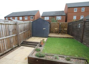 Thumbnail 2 bed terraced house to rent in Rangers Close, Saighton, Chester