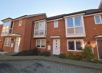 Thumbnail 2 bedroom terraced house for sale in Peck Court, Oxley Park, Milton Keynes