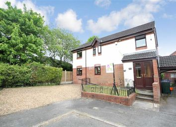 Thumbnail 3 bed detached house for sale in Chamber House Drive, Rochdale