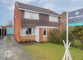 Thumbnail 2 bedroom semi-detached house for sale in Countess Way, Euxton, Chorley