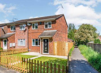 Thumbnail Semi-detached house for sale in Lavington Gardens, North Baddesley, Southampton