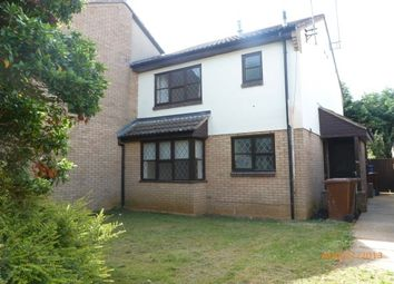 Thumbnail 1 bed end terrace house to rent in Glyndebourne Gardens, Banbury