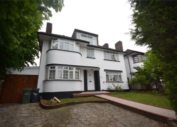 Thumbnail 5 bed detached house for sale in Leigham Court Road, Streatham