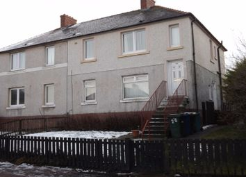Thumbnail 2 bedroom flat to rent in Hawthorn Drive, Wishaw, North Lanarkshire