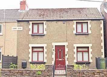Thumbnail 2 bed cottage for sale in Main Road, Maesycwmmer