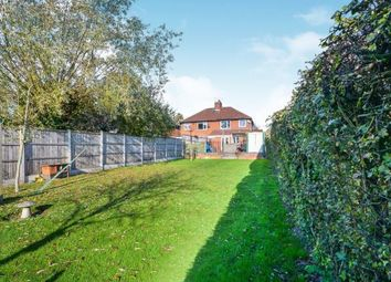 Thumbnail 3 bed semi-detached house for sale in Southwell Road East, Rainworth, Mansfield