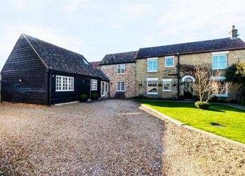 Thumbnail 4 bed detached house for sale in Senescalls, High Street, Needingworth, St. Ives, Huntingdon