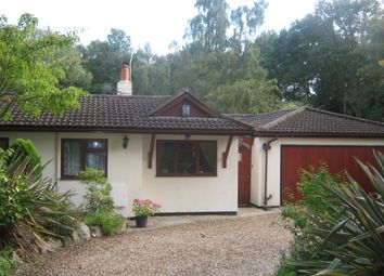 Thumbnail 3 bed detached bungalow to rent in Nine Mile Ride, Finchampstead, Wokingham