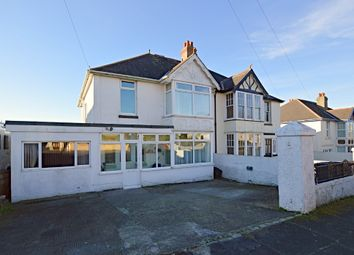 Thumbnail 4 bed semi-detached house for sale in Quinta Road, Torquay