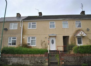 Thumbnail 3 bed terraced house to rent in Heol Onen, Brynmawr, Ebbw Vale