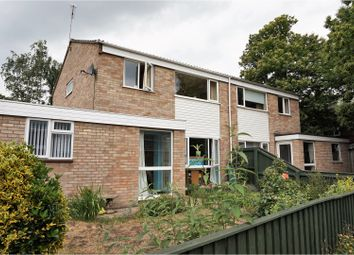 Thumbnail 4 bed semi-detached house for sale in Woodlands Way, Mildenhall