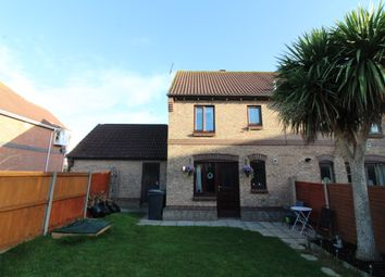 Thumbnail 3 bed semi-detached house for sale in Diana Way, Caister-On-Sea, Great Yarmouth