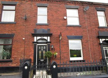 Thumbnail 4 bed terraced house for sale in Oldham Road, Shaw, Oldham