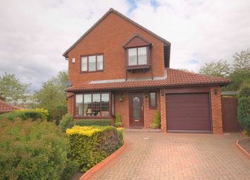 Thumbnail 4 bed detached house for sale in Lynton Court, Houghton Le Spring