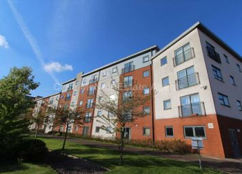 Thumbnail 2 bed flat to rent in Slater House, Lamba Court, Woden Street, Salford