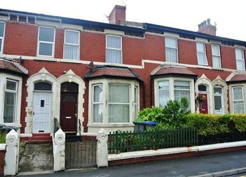 Thumbnail 4 bedroom terraced house for sale in Sherbourne Road, Blackpool