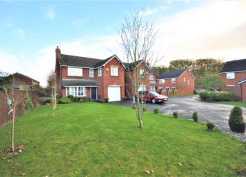 Thumbnail 4 bed detached house for sale in Linden Close, Clifton, Preston, Lancashire