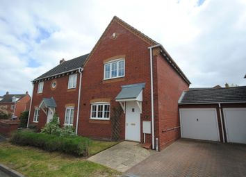 Thumbnail 3 bedroom semi-detached house to rent in Dulwich Grange, Bratton, Telford