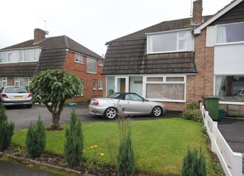 Thumbnail 3 bed semi-detached house to rent in Bronte Close, Shirley, Solihull