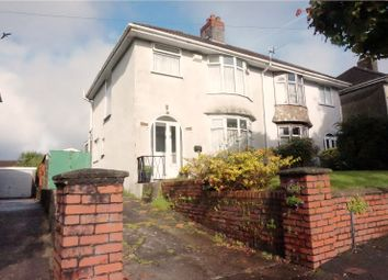 Thumbnail 3 bedroom semi-detached house for sale in Ravenhill Road, Ravenhill