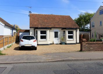 Thumbnail 3 bed detached bungalow for sale in Minster Road, Minster On Sea, Sheerness