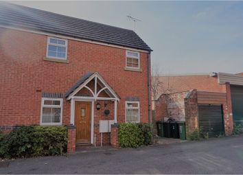 Thumbnail 1 bed maisonette for sale in Queen Street, Redditch