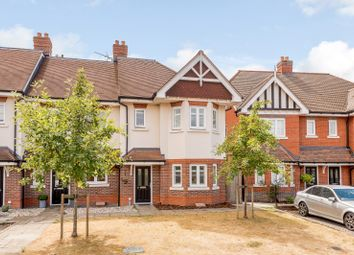 Thumbnail 4 bed town house to rent in Knights Mead, Chertsey
