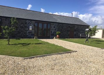 Thumbnail 2 bed barn conversion to rent in Higher Tregadra, Cury Cross Lanes, Helston