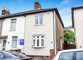 Thumbnail 2 bedroom end terrace house for sale in Eland Road, Croydon