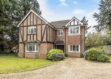 Thumbnail 5 bed detached house for sale in Uxbridge Road, Stanmore Borders