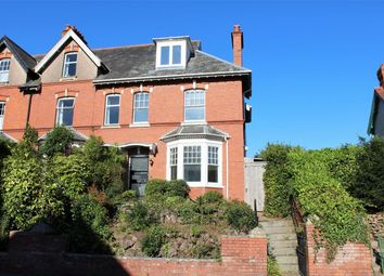 Thumbnail 4 bed end terrace house to rent in Station Road, Wellington