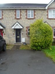 Thumbnail 2 bed terraced house to rent in Maes Illtuds, Llantwit Major