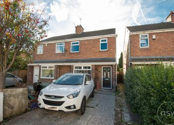 Thumbnail 3 bed semi-detached house for sale in Platts Lane, Burscough, Ormskirk