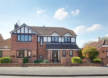 Thumbnail 4 bedroom detached house for sale in Crosslands Meadow, Colwick, Nottingham