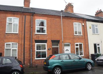 Thumbnail 2 bedroom terraced house for sale in Woodgon Road, Anstey, Leicester