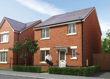 Thumbnail 3 bedroom detached house for sale in The Litchard, Waterloo Gardens, Monbank, Newport