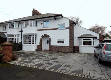 Thumbnail 4 bedroom semi-detached house for sale in Kingsway, Penwortham, Preston.